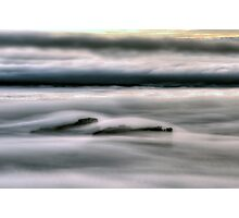 Earth-Fire-air-water Photographic Print