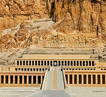 Hatshepsut. by bulljup