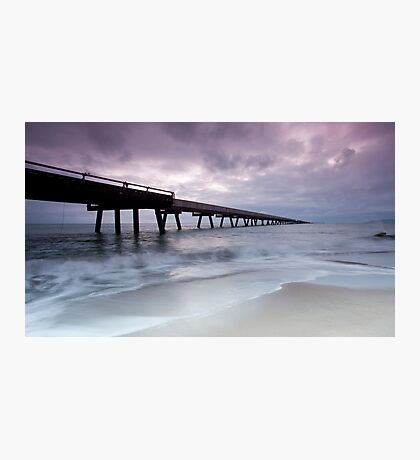 Out To Sea - Lucinda Jetty Photographic Print