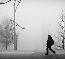 A foggy day #2 by smilyjay