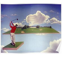 The Joy Of Golf Poster