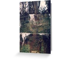 Church Cemetery 1 Greeting Card