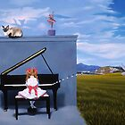 The Piano Player by mikebridges