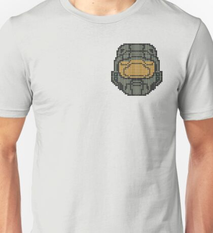Halo - Pixl Chief  Unisex T-Shirt