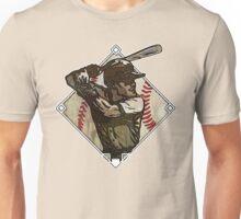 Retro Baseball Diamond Unisex T-Shirt