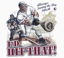 I'd Hit That Baseball Batter by MudgeStudios