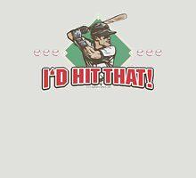 I'd Hit That Baseball Diamond Unisex T-Shirt