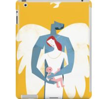 The Angel's Family iPad Case/Skin