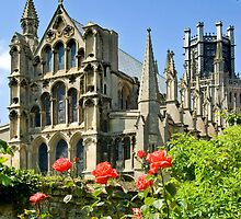 Ely Cathedral by Kawka