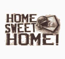 Home Sweet Home Baseball Kids Clothes