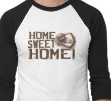Home Sweet Home Baseball Men's Baseball ¾ T-Shirt