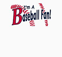 I'm a Baseball Fan Men's Baseball ¾ T-Shirt