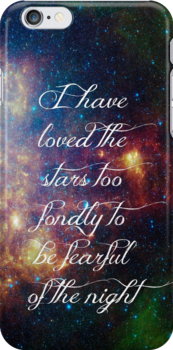 Love the stars by Fiona Christensen
