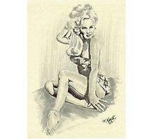 Marnie Van Doren Photographic Print