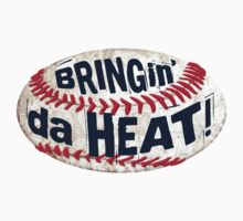 Bringing da Heat Baseball T-Shirt