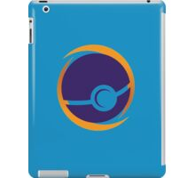 pokemon balls iPad Case/Skin