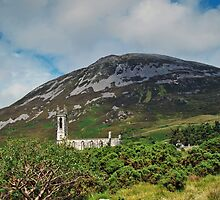 Errigal Mountain by WatscapePhoto