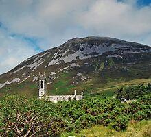 Errigal Mountain by WatscapePhoto