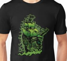 Ghost Ship. Unisex T-Shirt