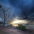 Stormclouds at the Hazards by benivory