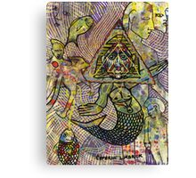 Aquarian Canvas Print