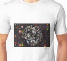 exploding city Unisex T-Shirt