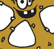 Funny Pretzel Sticker