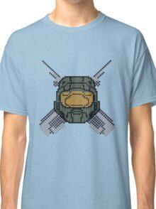 Halo - Pixl chief (centre) Classic T-Shirt