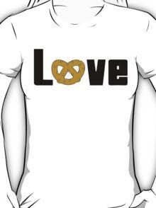 Love Pretzels T-Shirt