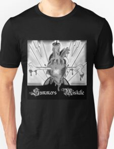 Summers Mistake Nociceptor Black and White Logo T-Shirt
