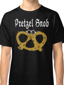 Pretzel Snob Classic T-Shirt