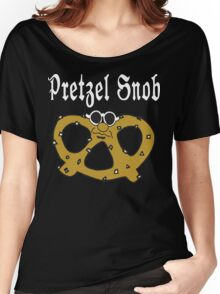 Pretzel Snob Women's Relaxed Fit T-Shirt