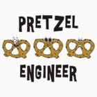Pretzel Engineer by HolidayT-Shirts