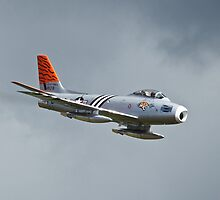 F86 Sabre by PhilEAF92