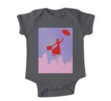 Girlie Miss Poppins  One Piece - Short Sleeve