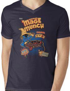 Mage Munch Mens V-Neck T-Shirt