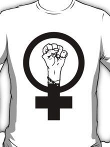 Femefist [Transparent] T-Shirt