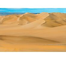 Great Sand Sea. Photographic Print