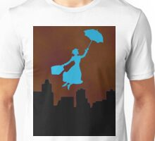 Firey Mary Poppins  Unisex T-Shirt