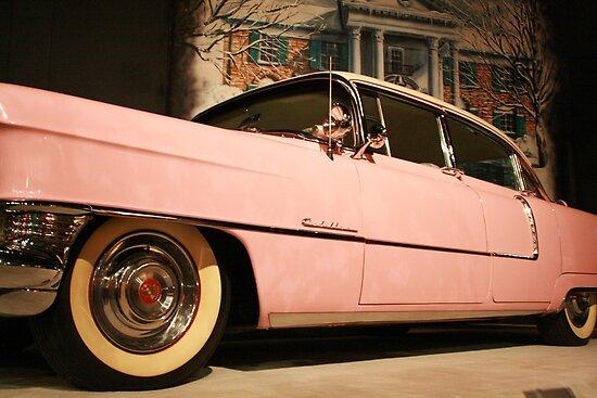 Elvis' Cadillac  by Sue Ellen Thompson