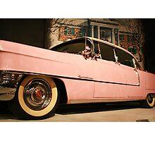 Elvis' Cadillac  Photographic Print