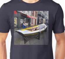 Granville, France 2012 - Reading Boat Unisex T-Shirt