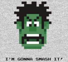 Smash-It Hulk Kids Clothes