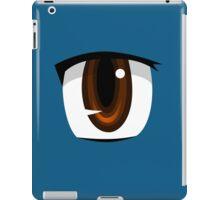 anime eyes iPad Case/Skin