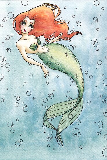 Nautical Redhead by Beth Aucoin