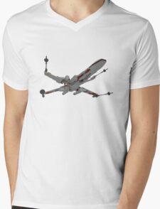 Brick Fighter Mens V-Neck T-Shirt