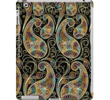 Colorful Elegant Vintage Ornate Paisley Design iPad Case/Skin