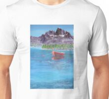 Norwegian Red Fishing Boat Unisex T-Shirt