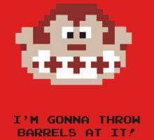 Throw-It Kong Baby Tee