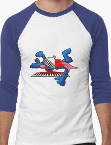 Super Grover At His Best Men's Baseball ¾ T-Shirt